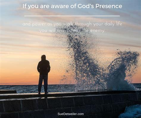 christams presence of god multiply images aware of god s presence sue detweiler