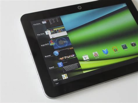 best tablet in the world toshiba excite le review business insider