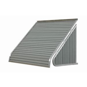 awnings at home depot nuimage awnings 4 ft 3500 series aluminum window awning