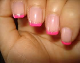 Nail art photo tags art nails french neon essie club