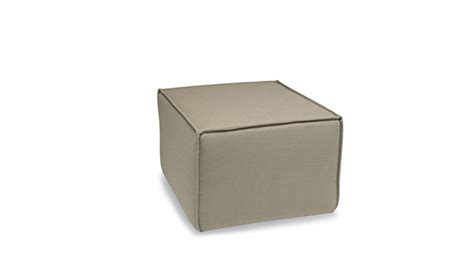 Plush Storage Ottoman Plush Ottoman Sofa So