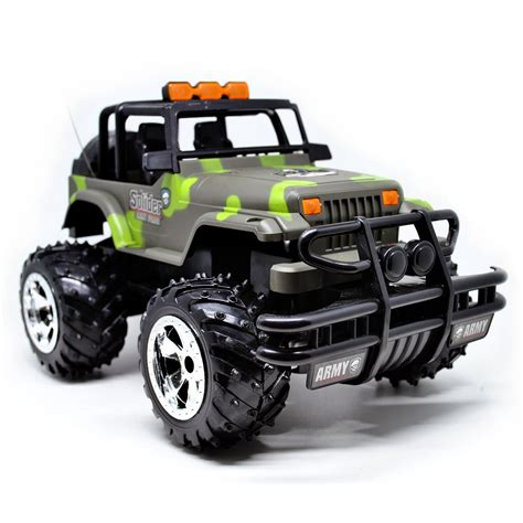 remote jeep remote rc jeep offroad king camouflage