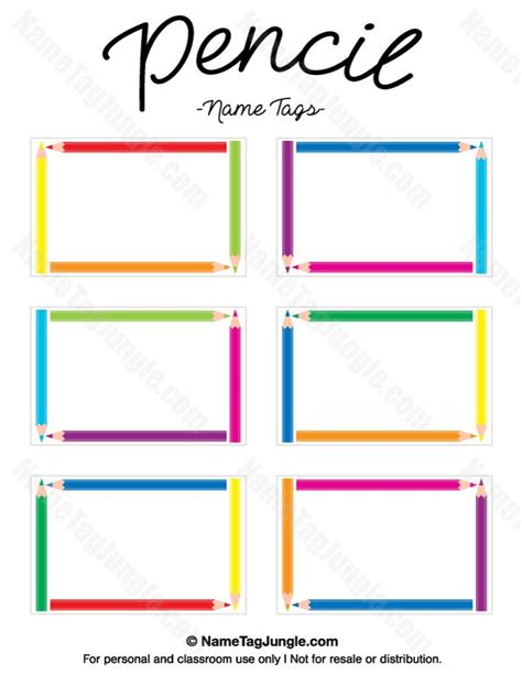 Free Classroom Picture Card Templates Printable by 25 Best Images About Work On All About Me