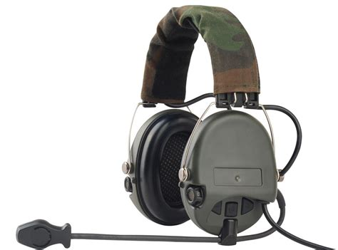 Headset Army hico electronics