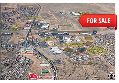 site selection economic development of los lunas