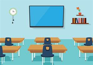 Wall Desk System Free Vector Classroom Download Free Vector Art Stock