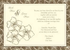 best wedding card messages wedding cards - Message For Wedding Card