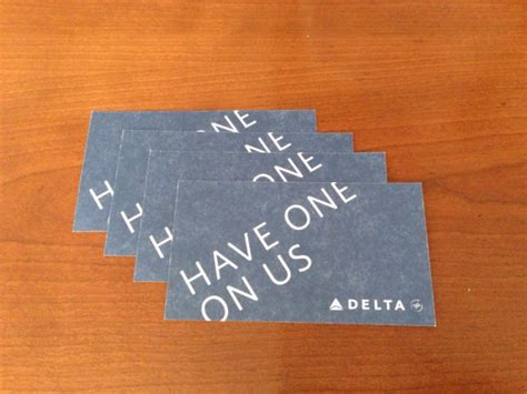 Delta Airlines Giveaway - the flight deal giveaway twenty delta air lines drink vouchers