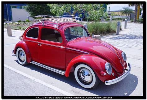 Sarasota Volkswagen by 1955 Volkswagen Beetle In Sarasota Fl American Classic