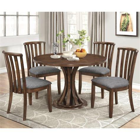 dining room sets cleveland ohio coaster prescott 5 pc casual dining set northeast
