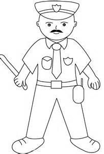policeman coloring page policeman coloring pages for az coloring pages