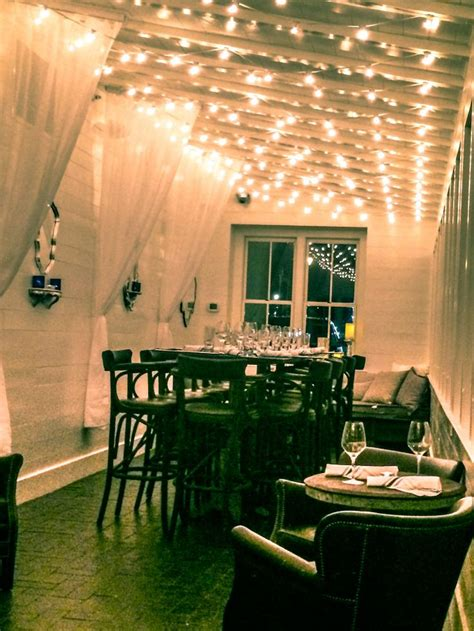 62 Best Restaurant Lights Images On Pinterest Restaurant Restaurant String Lights