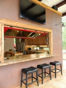 rustic outdoor bar designs house furniture