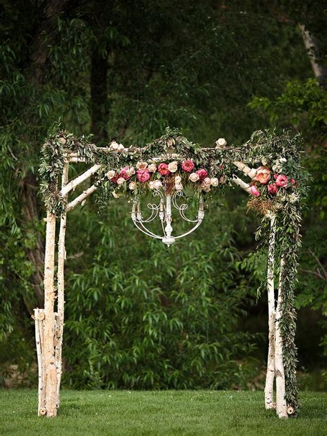 Wedding Arch Chandelier 240 Best Wedding Arches Huppahs Images On Pinterest Outdoor Wedding Arches Gling