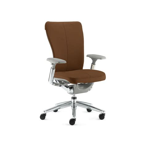 Haworth Zody Recyclable Aeron Contender by Zody Task Leather Ink Support Black Haworth