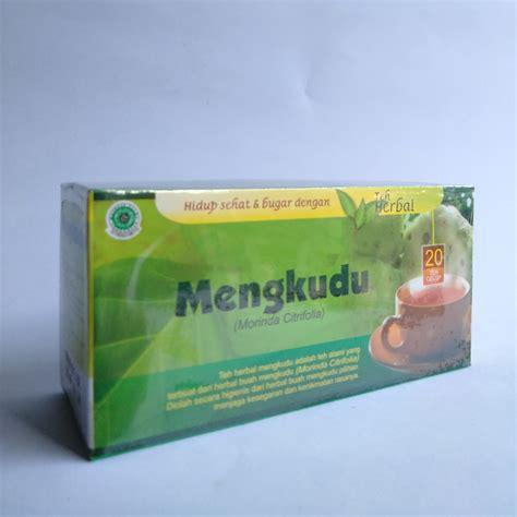 Teh Mengkudu teh herbal mengkudu celup morinda citrifolia al ghuroba