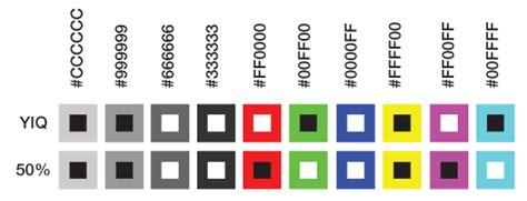 contrast color for grey calculating color contrast 24 ways