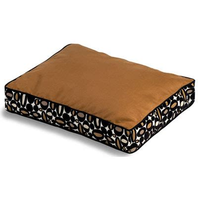 crypton dog bed crypton centric rectangle dog bed