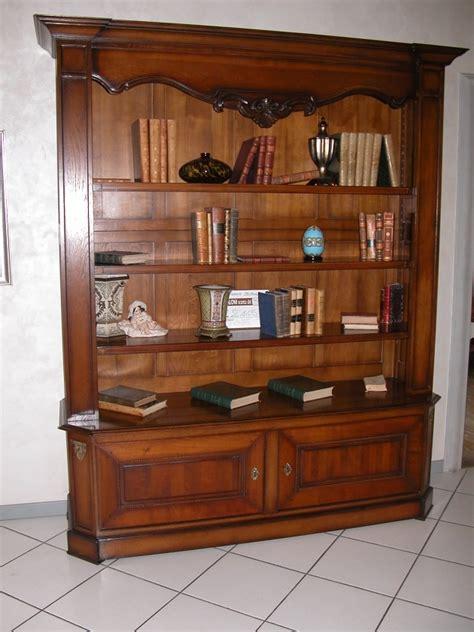 grande arredo mobili classici grande arredo soggiorno libreria a giorno 2 ante sconto 55