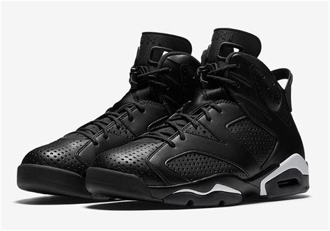 where to buy sneakers air 6 black cat where to buy sneakernews