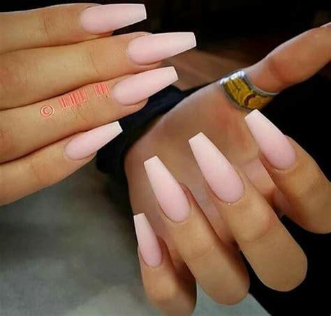 All Nail by Baby Pink Shades For All Nail Shapes