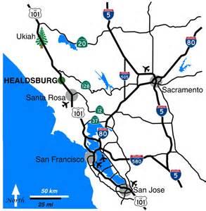 redwood mednet travel to healdsburg california