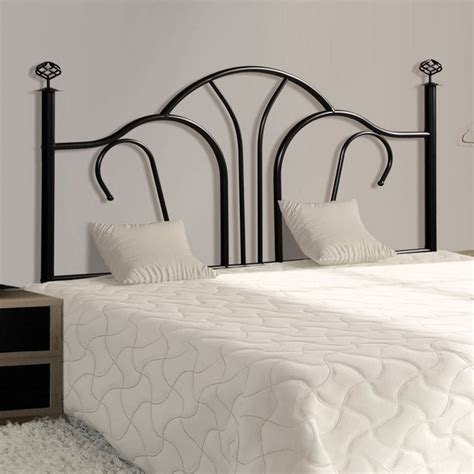 Beds Headboards Only Satin Black Size Combo Headboard Only Modern Headboards