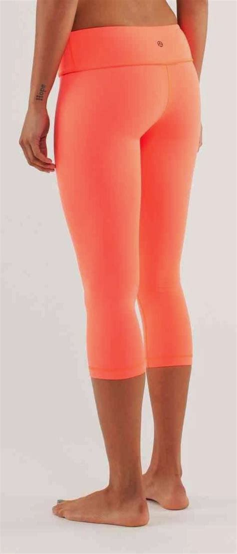 light pink workout clothes orange capris women s tights workout clothes running