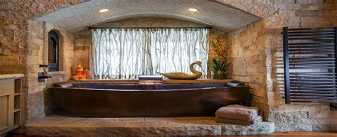 stone wall bathroom blue and yellow bathrooms to create a timeless color scheme