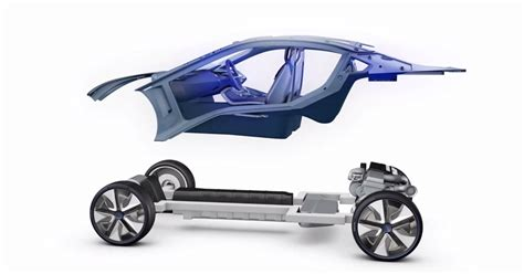 frame design for car chassis mega engineering vehicle megaev com