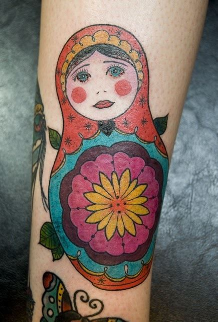 russian doll tattoo designs 102 best images about matryoshka sugar skull on