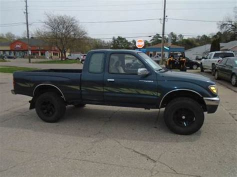 1995 Toyota Tacoma 4x4 For Sale 1995 Toyota Tacoma For Sale Carsforsale