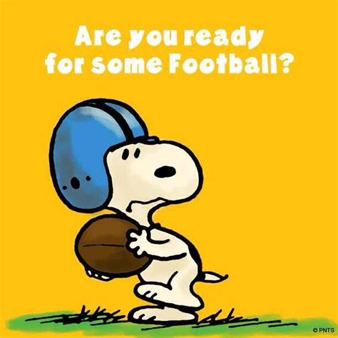 Are You Ready For Thanksgiving by Football Snoopy Fall Thanksgiving