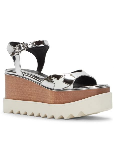 Givenchy Stilla Heels Vic3136 1 stella mccartney vegan silver wedges sandals shoes italian boutique