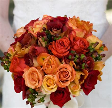 fall color weddingbee