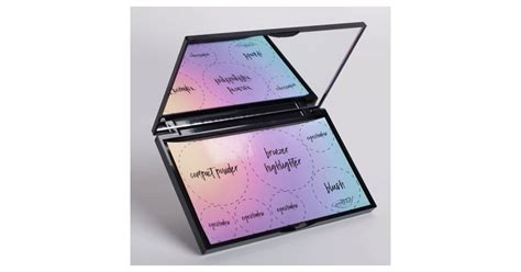 make up for palette pouch magnetic make up palette ecco verde shop