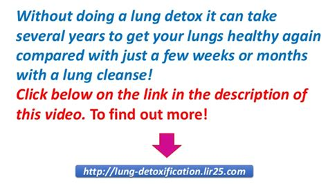 Detox After Cessation by The Lungs After Cessation What You Need To