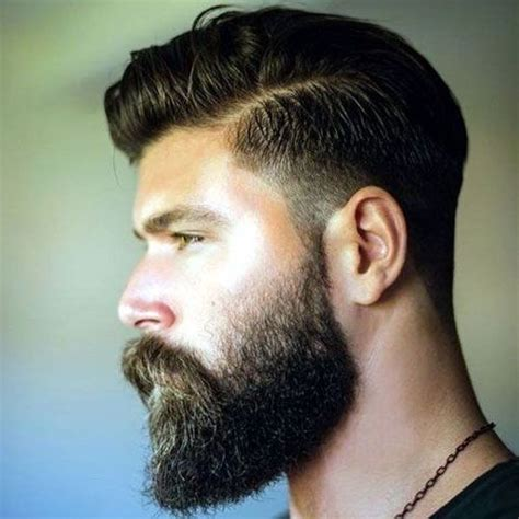 hairstyles high fade with beard best 25 beard fade ideas on pinterest mens barber cuts