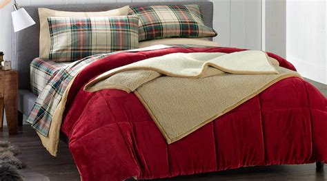 comforters deals cuddl duds cozy soft comforters all sizes only 41 62