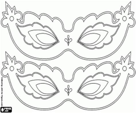 mascaras de carnaval para colorear contuspropiasmanos juegos de m 225 scaras para colorear imprimir y pintar