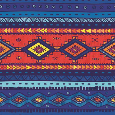 tribal pattern vector free download ethnic style tribal patterns graphics vector 01 vector