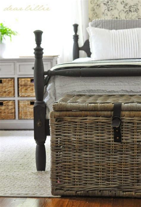 large basket for storing throw pillows 17 best ideas about storage trunk on pinterest