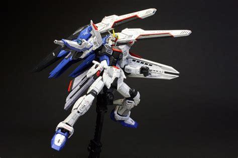 Bandai Freedom Gundam Rg 005 rg 1 144 freedom gundam bandai gundam models kits