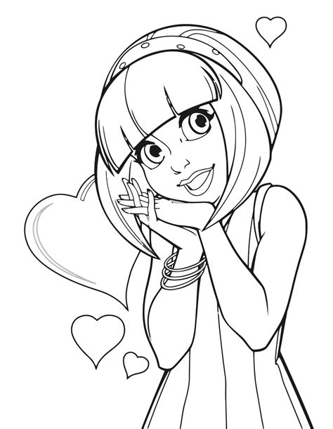 lazy town para imprimir colouring pages page 2