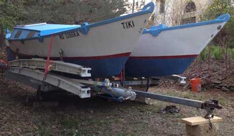 catamarans for sale new jersey wharram tiki 21 coastal trek catamaran marlboro new