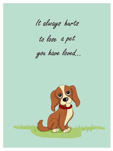 Pet Sympathy Card Template by 7 Free Printable Sympathy Cards For Any Loss Sympathies