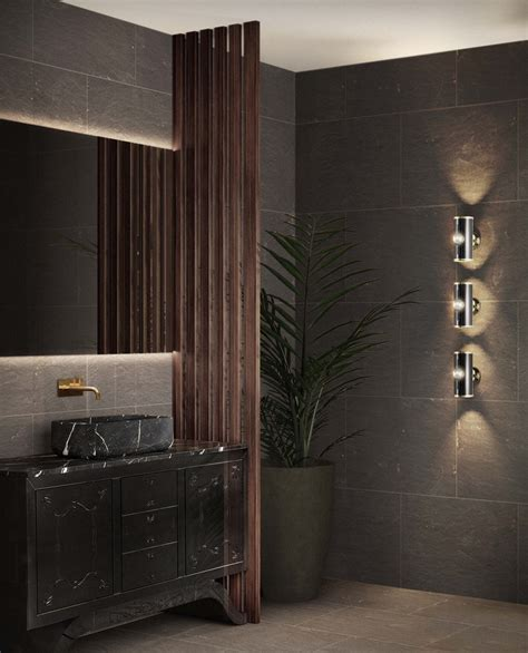 Fall In Love With These Lighting Designs For Your Luxury Luxury Bathroom Lighting