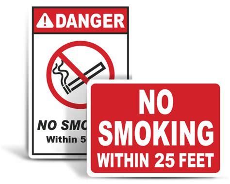 no smoking signage malaysia custom facility signs
