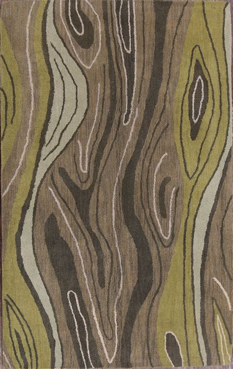 5x8 rugs 100 100 wool modern green tufted 5x8 gabbeh area rug carpet new ebay