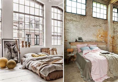 imagenes de habitaciones rockeras claves para decorar un dormitorio de estilo industrial
